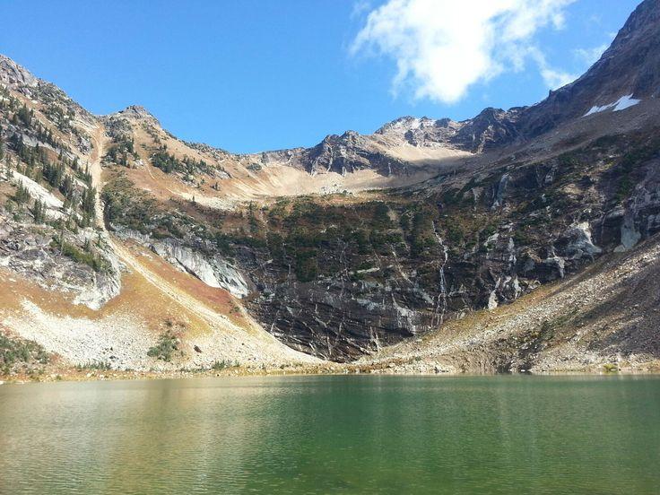 Pinnacle Lake hike,  BC