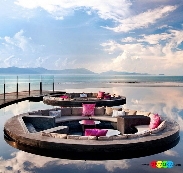 Outdoor / Gardening:Create Outdoor Lounge With Sunken Seating Area Ideas Build Conversation Pits Sunken Sitting Areas In Pool Garden Outside Decor Design Conversation Pit Design Elevate The Style Quotient Of Your Outdoor Lounge With Sunken Seating Area
