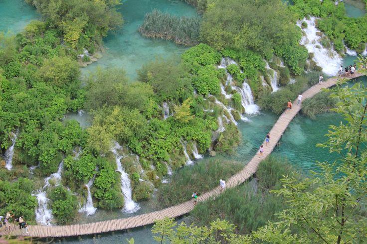 Istria and Plitvice in Croatia, Part I
