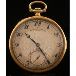 Fine Vintage 18K Vacheron & Constaintin Pocket Watch 53g Total Weight. via vibio.com