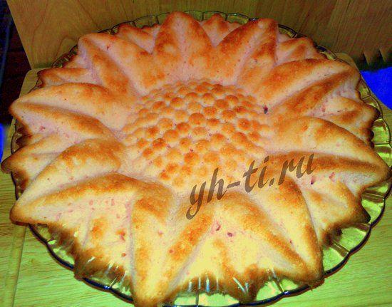 Бисквит из сухого киселя  Ингредиенты:  кисель в брикете,  яйца,  мука,  сода.