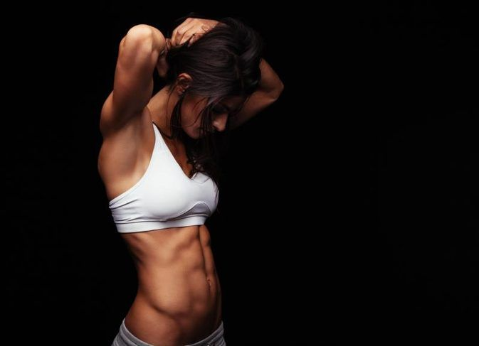 How Females Get Six-Pack Abs http://www.livestrong.com/article/334233-how-females-get-six-pack-abs/