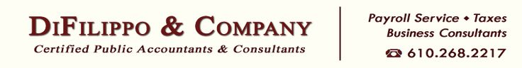 Accounting Services, CPA & Tax, Payroll | Chester County Pennsylvania PA