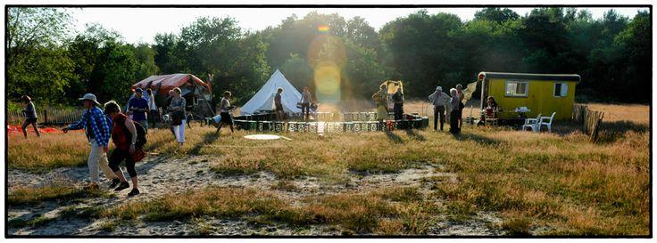 Festival in Schipborg Drenthe www.festivalderaa.nl