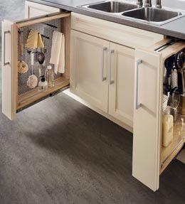 29 best kraftmaid kitchens baths 2014 images on for Kraftmaid storage solutions