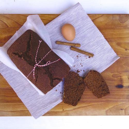Gezonde ontbijtkoek met meer eiwitten - Amber Albarda