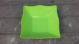 Selatan Jaya distributor barang plastik Surabaya: Mangkok segi plastik merk Golden Sunkist kode MSB7...