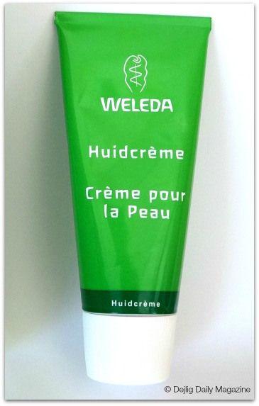 Weleda huidcrème/ Weleda Skin Food