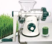 Lexen Healthy Juicer Manual Wheatgrass Juicer is the one i have ordered for my grow op...
