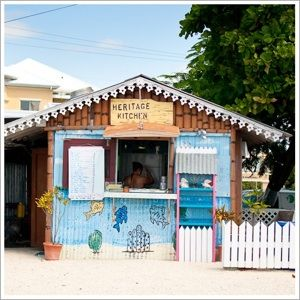 Grand Cayman Guide -- go where the local pros go to eat, drink, shop.