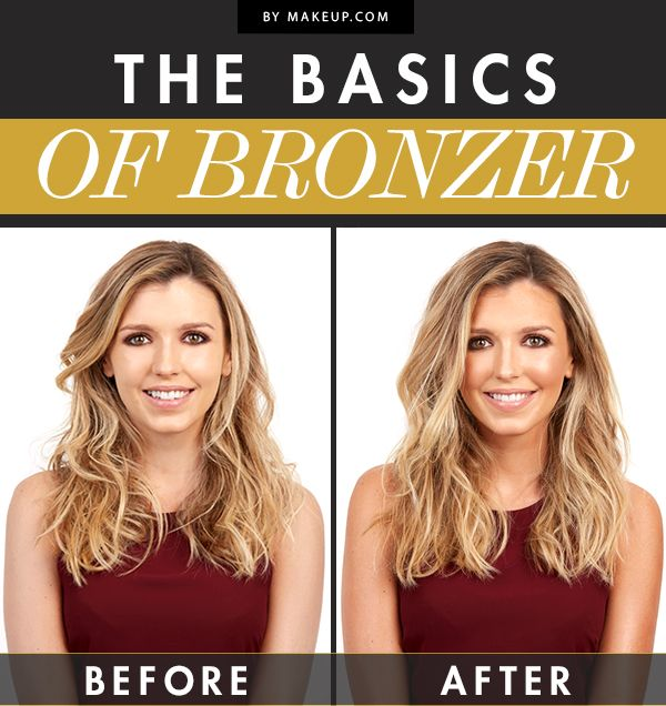 Bronzer is a makeup bag staple, but many of us don't know how to use it the right way and can look orange. Here are the basics of the beauty product.