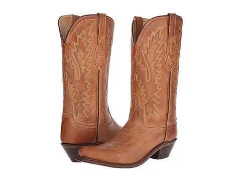 Or these...  Old West Boots LF1529 Tan Canyon - Zappos.com Free Shipping BOTH Ways