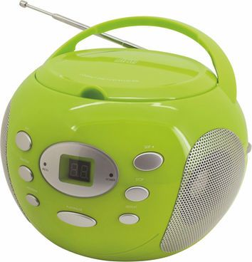 Soundmaster SCD2000 Radio, grün #Radio #Boombox #Greenery #Digital #Galaxus