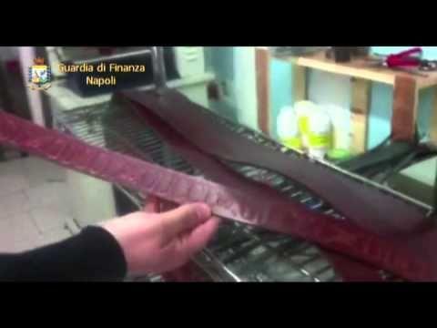 Griffe contraffatte, sequestrati 1,2 milioni di prodotti in due depositi a Napoli e Casoria