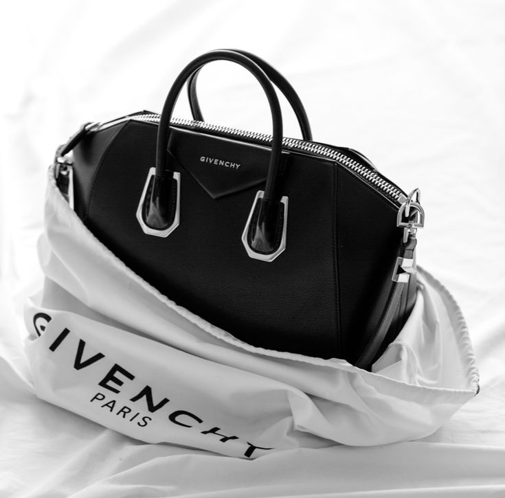 Givenchy Antigona handbag. The piece on every woman's wish list.