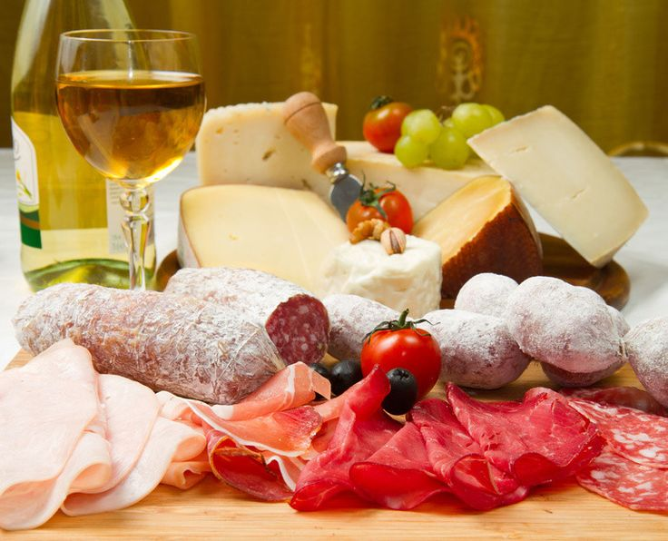 Meat and Cheese may be bad