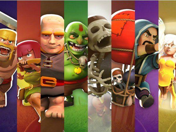 Estos son los personajes de Clash of Clans y la información útil para avanzar en el juego. La estrategía cada[...]