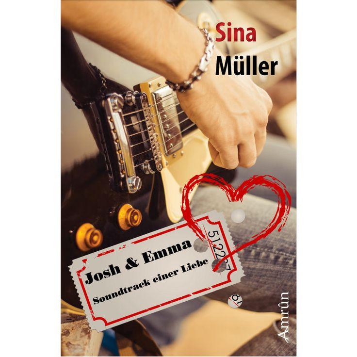 Bereits gelesen ! Ich liebe, liebe, liebe diese Geschichte!  Josh & Emma - Soundtrack einer Liebe Mehr dazu unter www.sina-mueller.eu