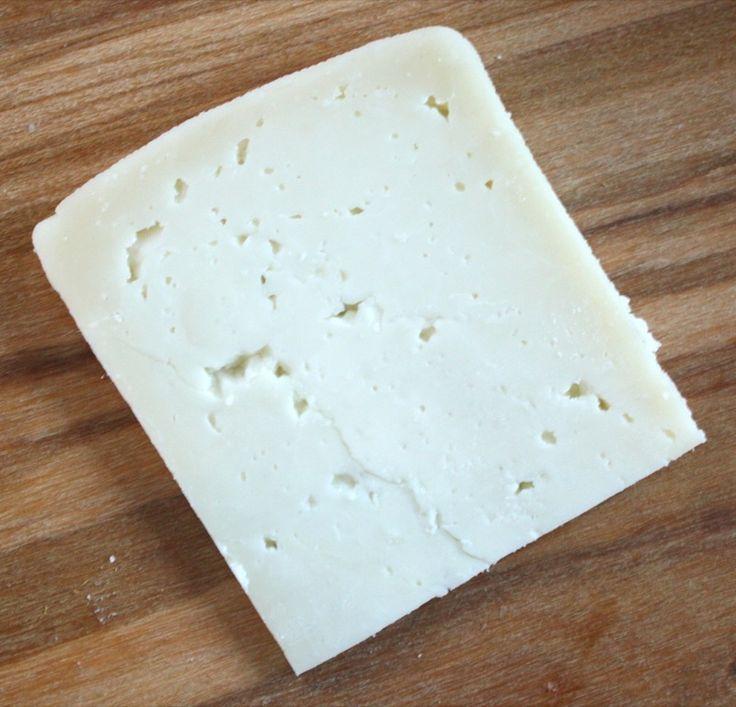 Welsh Caerphilly Cheese: Homemade