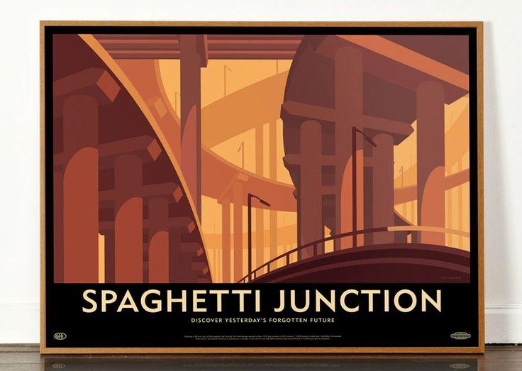 Lost Destination: Spaghetti Junction