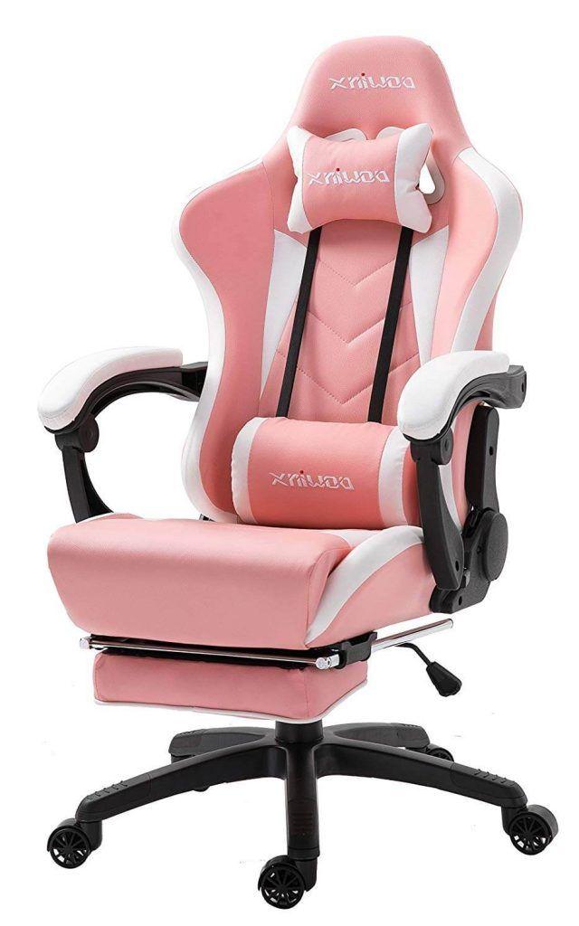 Quelle Est La Meilleure Chaise Gamer Rose En 2020 Decoration De Salle De Jeux Chaise Gaming Chambre Gaming