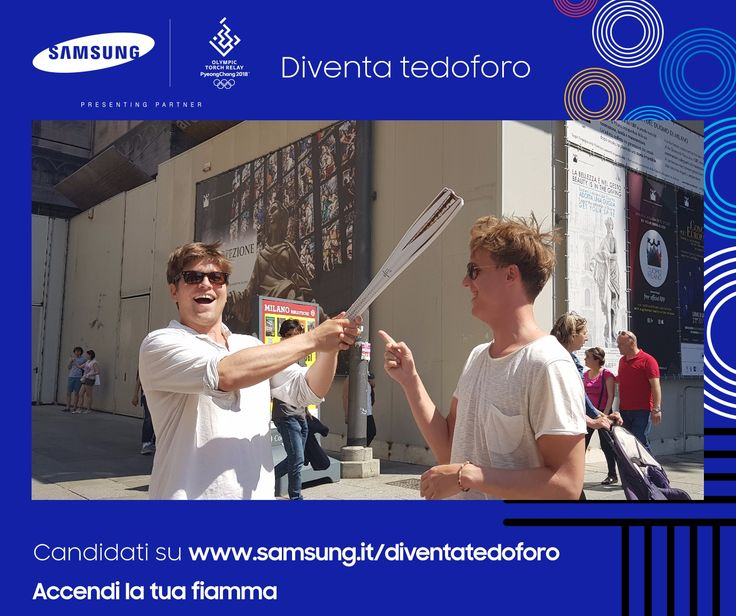 #olympics # PyeongChang #samsung #dome #milan #olympictorch #2018