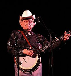 Ralph Stanley (born February 25, 1927), also known as Dr. Ralph Stanley, is an American bluegrass artist, known for his distinctive singing and banjo playing.