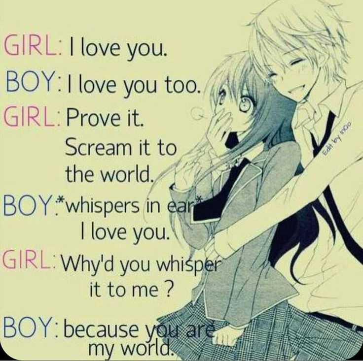 Manga Love Quotes: 17 Best Ideas About Anime Love Couple On Pinterest