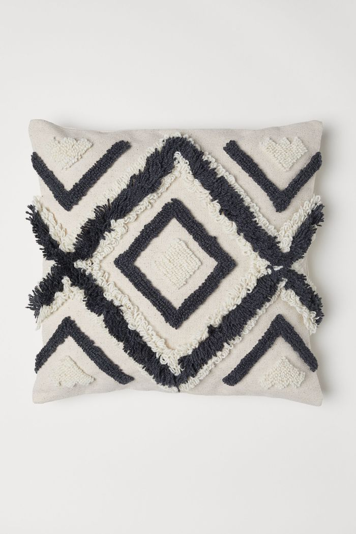 Wool Embroidered Cushion Cover In 2019 Currently Coveting
