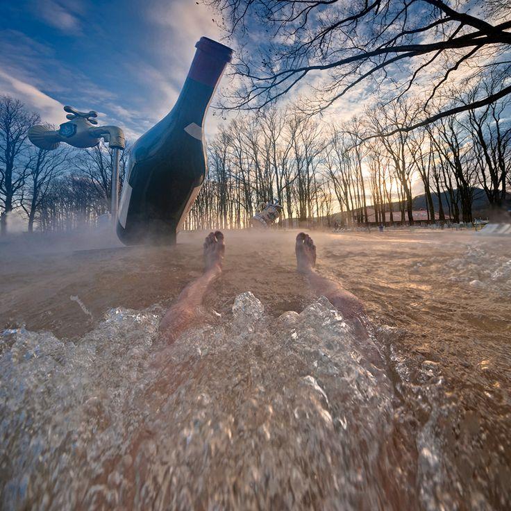 Термальные воды Закарпатья - Косино - andy_pix