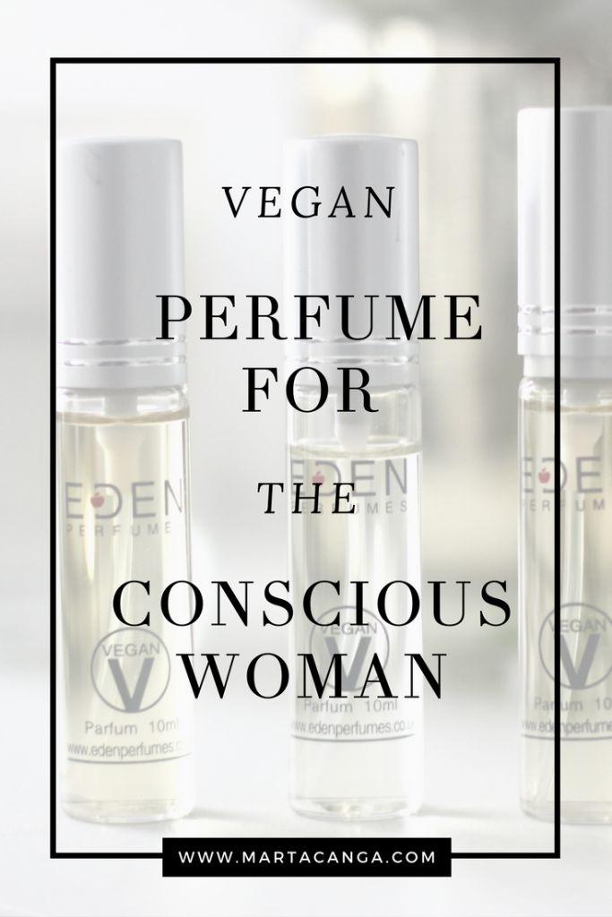 Vegan Perfume For The Conscious Woman - Marta Canga| Vegan Fashion | Vegan Beauty | Cruelty Free Beauty | Vegan Perfume.