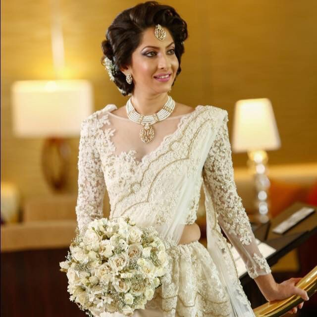 191 best Sri lankan wedding idea images on Pinterest | Wedding sarees, Bridal gowns and Bride