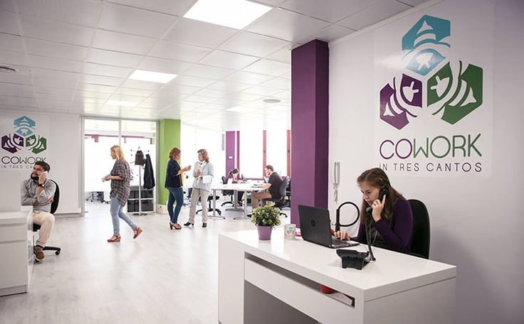 COWORK IN TRES CANTOS -  #coworking #Madrid