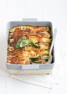 vegetarische lasagne #lasagne #vegetarian #bechamel