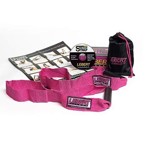 Pink Lebert Stretch Strap