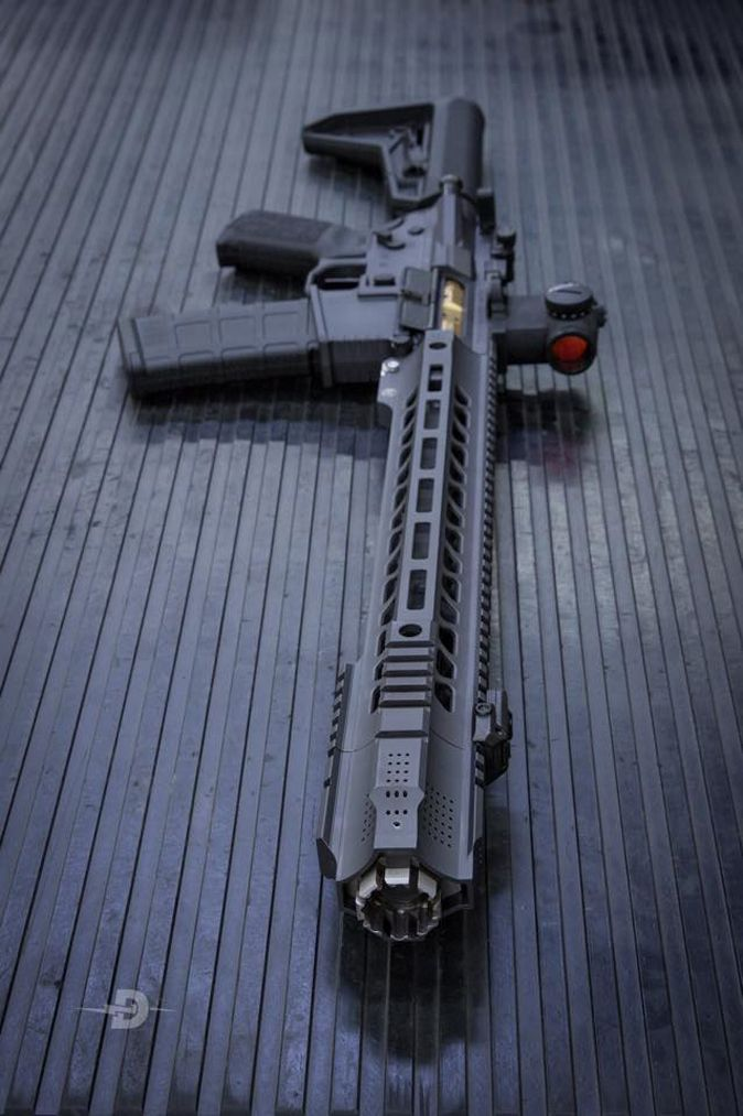 "Read: Salient Arms International ""Jailbreak"" Muzzle Device from David Reeder on…"