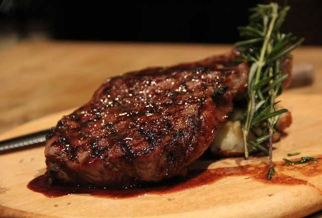 """Power-ranking New York's 8 best steakhouses  As Patrick Henry famously never said, """"Give me liberty, or give me death, OR give me a power-ranked list of the eight best steakhouses in New York. Toooootally your call"""". Because we're out of liberty/death, here's the latter."""