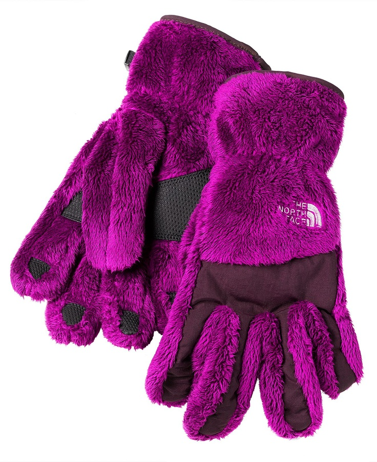 The North Face Gloves, Denali Thermal Gloves - Womens The