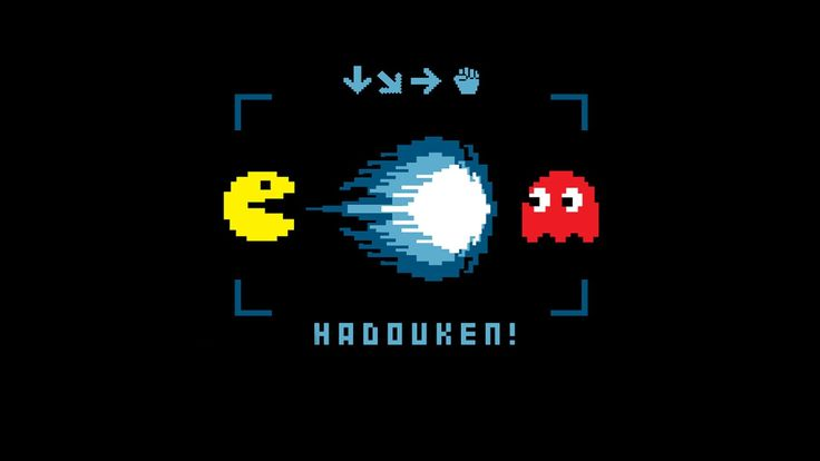 Pacman HD Wallpaper http://wallpapers-and-backgrounds.net/pacman-hd-wallpaper