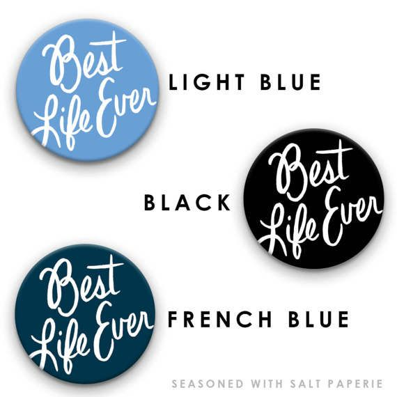 We know that living by Jehovahs standards will bring us the very best life ever! These pin badges make great pioneer school gifts, baptism gifts, or to hand out at conventions or your local congregation. Featuring a variety of colors and original floral designs, find the perfect pin