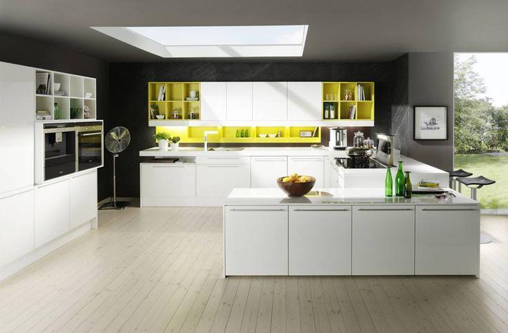 Cocinas de estilo moderno por DanKüchen Studio Hengelo