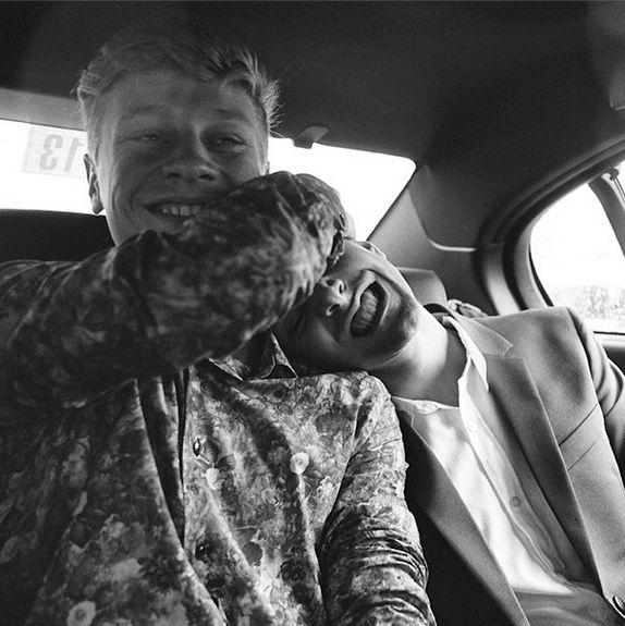 Xavier Dolan & Antoine-Oliver Pilon