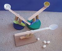 Castle and catapult craft. Maybe we can make cardboard castles and medieval weapons to try and penetrate the castle? Sounds fun.