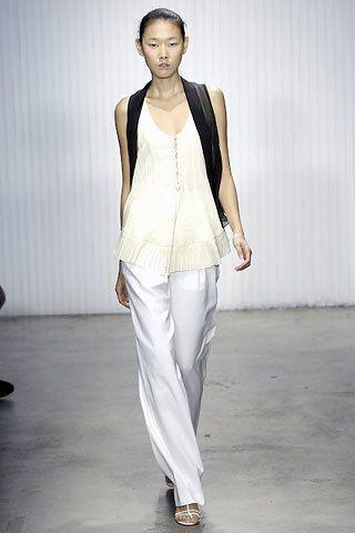 Bruce Spring 2008 Ready-to-Wear Fashion Show - Han Jin