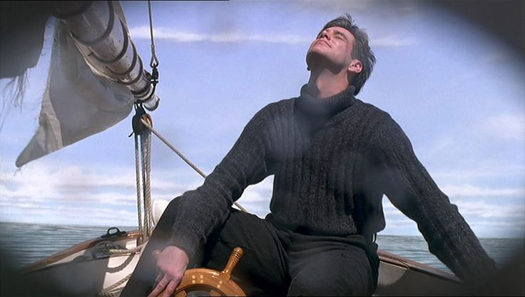 a review of peter weirs movie the truman show A movie review by james director peter weir and how badly will marketing the truman show as a comedy hurt the movie when viewers realize that's not.