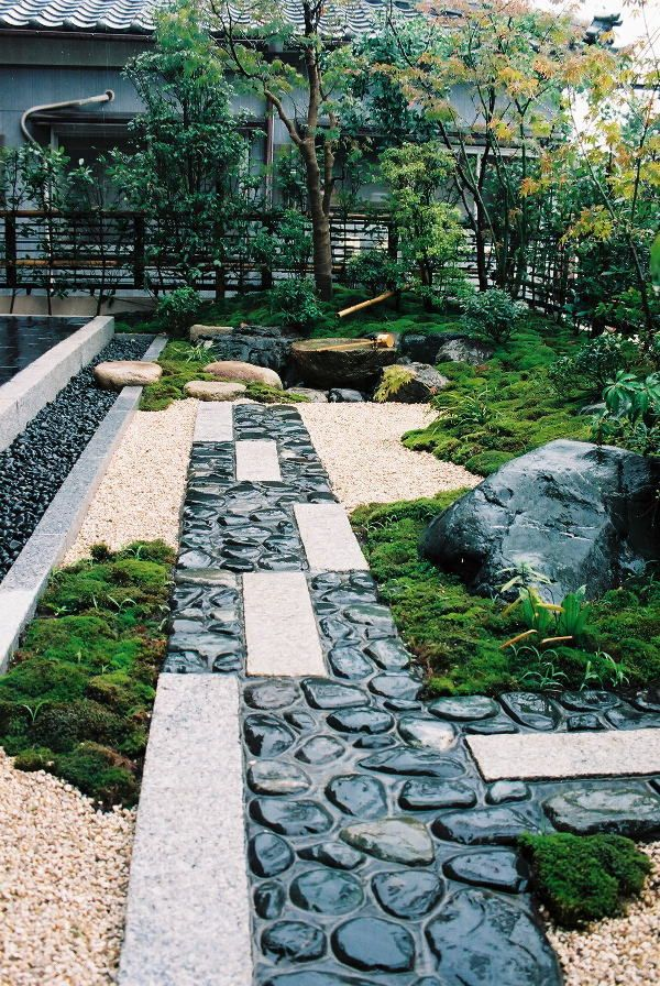 庭園ギャラリー。日本庭園・和風庭園など、こだわりの庭の設計施工。創作庭園専門 渡部造園