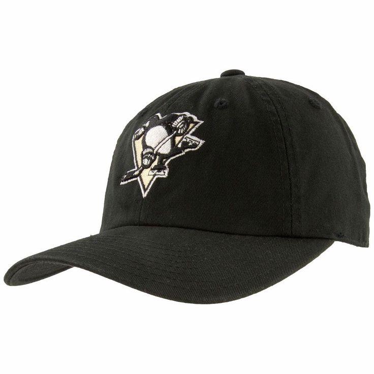 Pittsburgh Penguins - Logo Blue Line Adjustable Baseball Cap