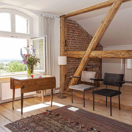 Gutshaus Pohnstorf Mecklenburgische Schweiz
