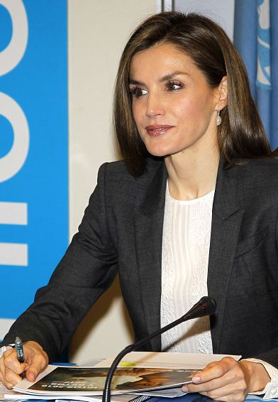 Queen Letizia attended a meeting with UNICEF SPAIN, in Madrid | 16.12.16 - click to read more