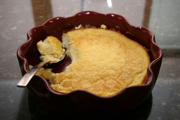 Old-Fashioned Custard-Like Southern Spoon Bread Recipe